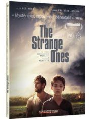 Test DVD:  The strange ones
