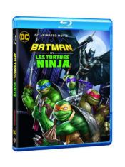 Test Blu-ray:  Batman et les tortues ninja