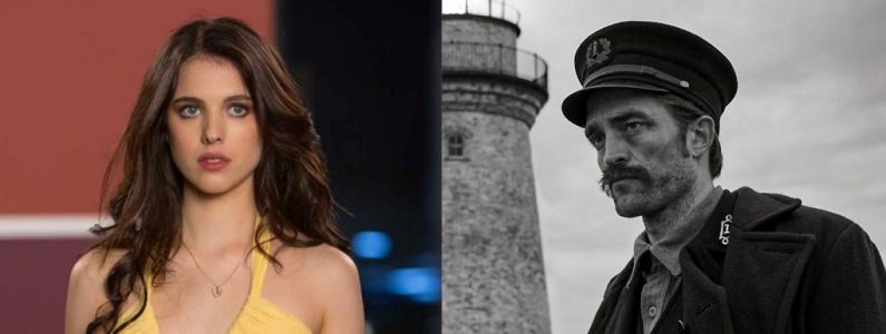 Robert Pattinson et Margaret Qualley au casting de The Stars At Noon