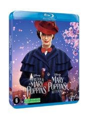 Test Blu-ray:  Le retour de Mary Poppins