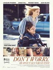 Berlinale 2018:  Don't worry he won't get far on foot