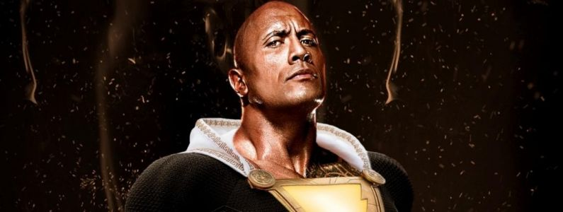 DCEU:  Black Adam plus fort que Superman ? Dwayne Johnson donne sa réponse