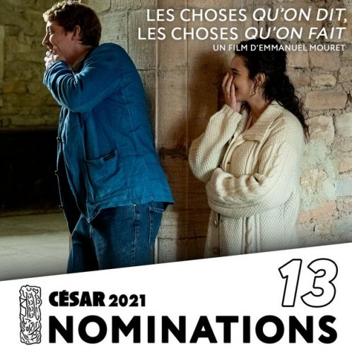 César 2021:  les nominations