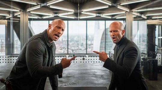 FAST & FURIOUS - HOBBS & SHAW:  bande-annonce du spin-off