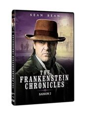 Test DVD:  The Frankenstein chronicles - Saison 2