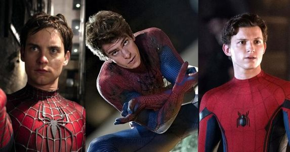 Andrew Garfield:  Tom Holland, Tobey Maguire. Qui incarne le mieux Spider-Man à ses yeux ?