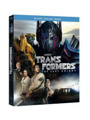 Test Blu-ray:  Transformers - The last knight