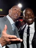 Fast and Furious:  nouveau rebondissement entre Tyrese Gibson et The Rock