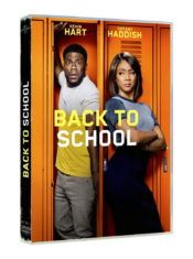 Test DVD:  Back to school