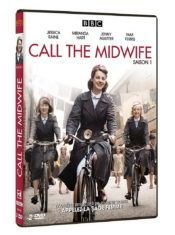 Test DVD:  Call the midwife - Saisons 1 et 2