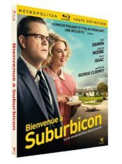 Test Blu-ray:  Bienvenue à Suburbicon