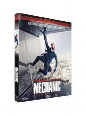 Test Blu-ray:  Mechanic Resurrection