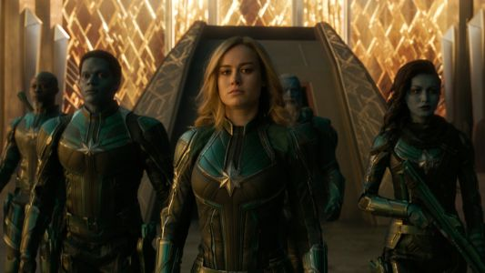 Captain Marvel:  la super-héroïne plus forte que Wonder Woman au box-office mondial !
