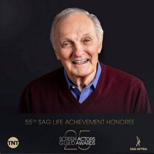 Screen Actors Guild Awards 2019:  Alan Alda prix honorifique