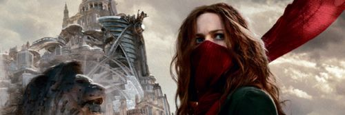 MORTAL ENGINES:  chronique