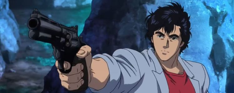 City Hunter Shinjuku Private Eyes:  une bande-annonce pour le nouveau film d'animation Nicky Larson