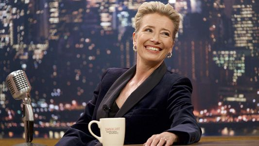 Late Night:  Emma Thompson a-t-elle vraiment fait du stand-up ?