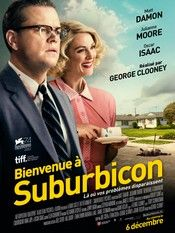 Critique:  Bienvenue à Suburbicon