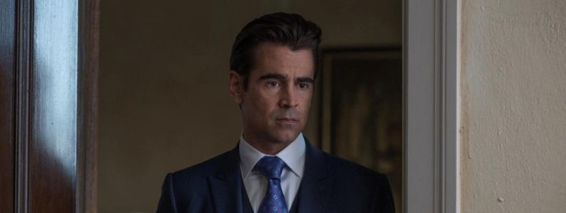 The Batman:  Colin Farrell spotté avec un comic, donne-t-il des indices sur le film ?
