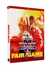 Test Blu-ray:  Fair game