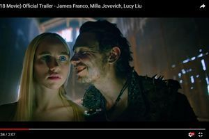 "James Franco, Milla Jovovich et Snoop Dog dans la bande-annonce explosive de ""Future World"""