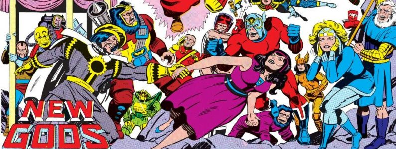 New Gods:  Intrigue, méchants. Ce que l'on sait sur le projet DC Comics