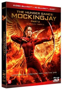 (Test Blu-ray) Hunger Games - La Révolte (Partie 2)