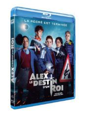 Test Blu-ray:  Alex, le destin d'un roi