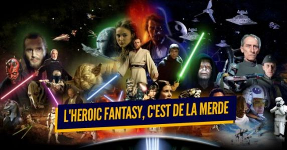 Top 15 des raisons d'arrêter la saga Star Wars, attention à l'indigestion