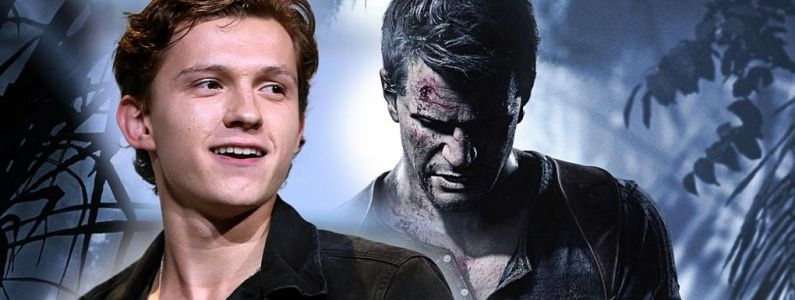 Uncharted, le film:  Tom Holland annonce le début du tournage en photo