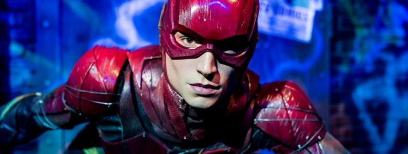The Flash, le film:  Ezra Miller sur le départ ?