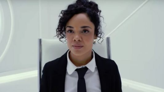 Men in Black International:  la réplique que Tessa Thompson a refusé de dire