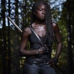 The Walking Dead:  Danai Gurira quitte également la série