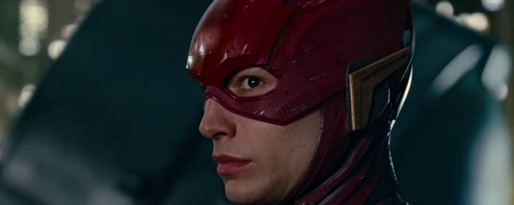 Flash met la gomme dans la featurette de Justice League