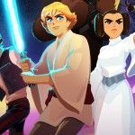 Star Wars Galaxy of Adventures:  une nouvelle série Star Wars pour enfants