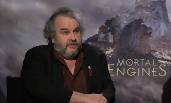 Mortal Engines:  on a rencontré Peter Jackson à Los Angeles - interview