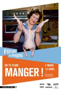 "Cycle ""Manger ! ""au Forum des Images"