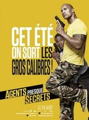 Critique:  Agents presque secrets