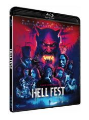 Test Blu-ray:  Hell fest