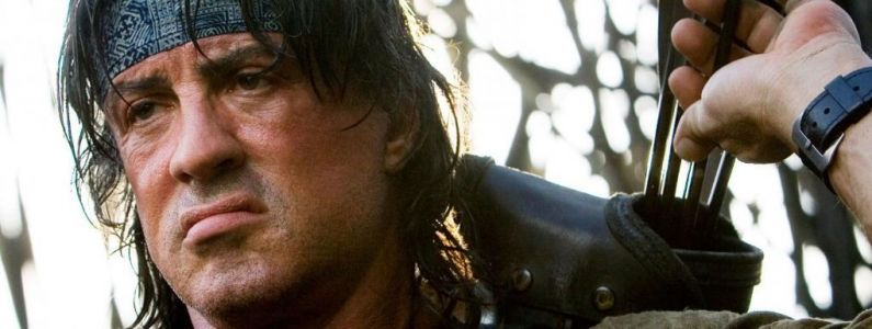 Rambo V Last Blood:  Sylvester Stallone partage une photo sanglante du tournage