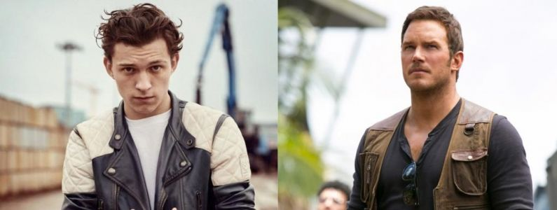 Chris Pratt et Tom Holland au casting du prochain Pixar, Onward !
