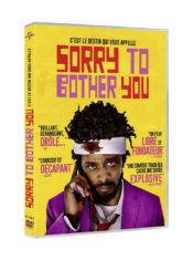 Test DVD:  Sorry to bother you