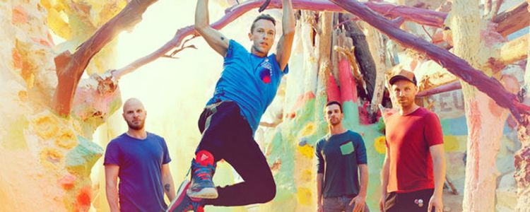 A Head Full of Dreams:  le documentaire consacré à Coldplay disponible sur Amazon