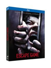 Test Blu-ray:  Escape game