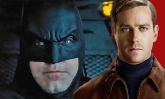 The Batman:  Armie Hammer en successeur de Ben Affleck ?