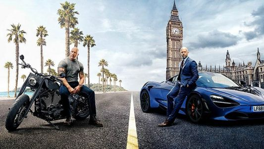 Once Upon A Time In Hollywood, Raoul Taburin, Hobbs & Shaw. Les photos ciné de la semaine
