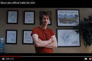 """Andrew Garfield revient dans le trailer """"Under The Silver Lake"""""""