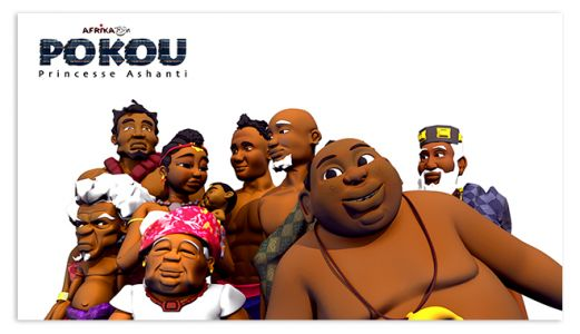 1er studio d'animation africain à s'installer en France