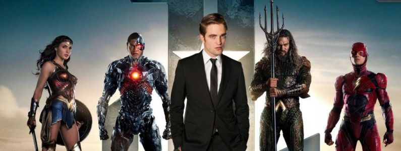 DCEU:  Le Batman de Robert Pattinson pourrait être dans le reboot de Justice League