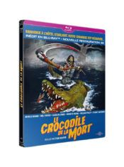 Test Blu-ray:  Le crocodile de la mort